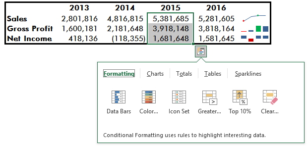 Excel Picture