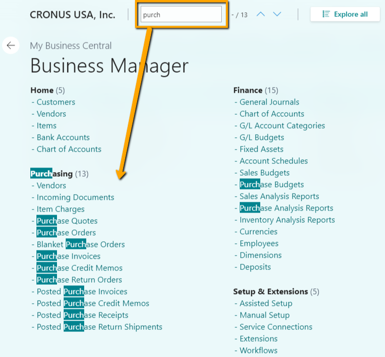 Four new features in Business Central that excite me the most